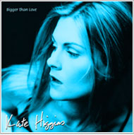 Picture of Bigger Than Love CD Cover